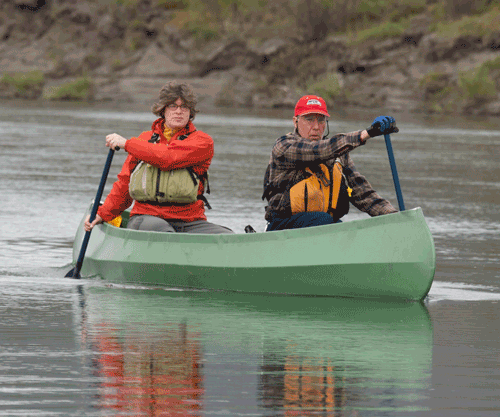 Canoe Classes - Paddling Courses in Fairbanks Alaska