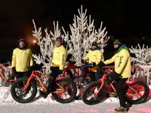 Fat Bike Rentals Fairbanks Alaska