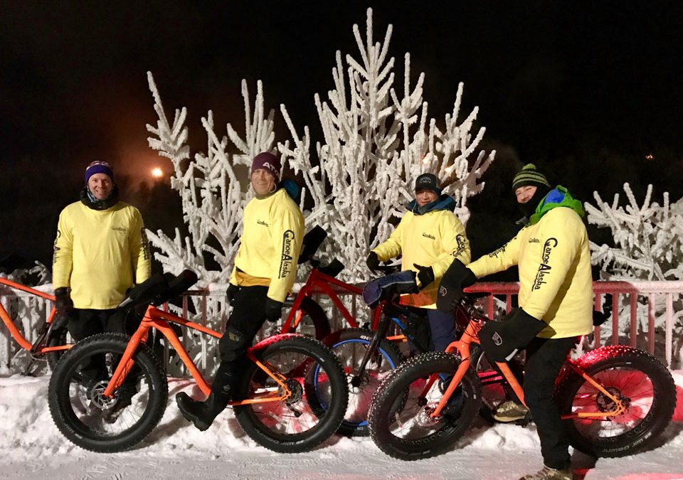 CanoeAlaska Fat Bike Rentals Coming Soon