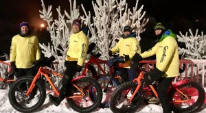 Fat Bike Rentals Fairbanks Alaska