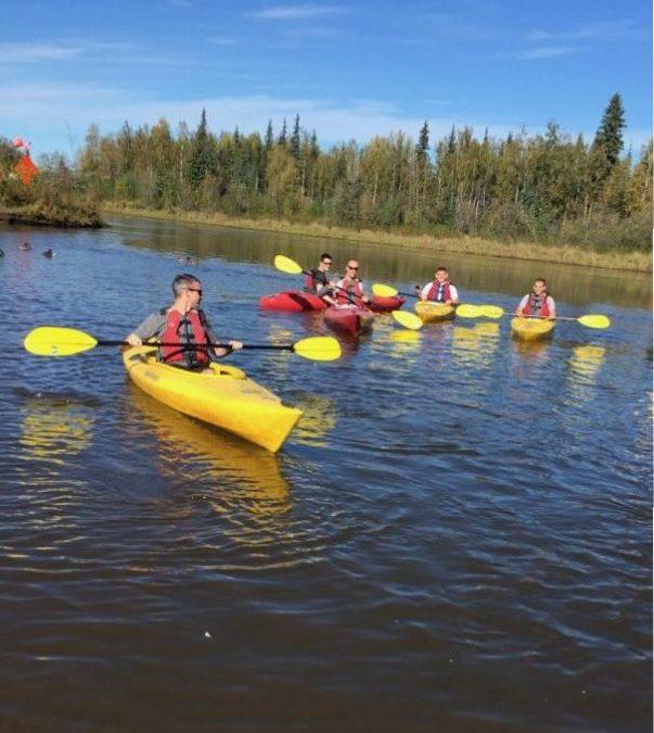CanoeAlaska Opening Soon!