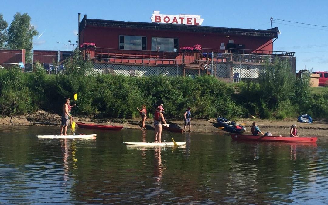 Stay tuned for new Floats offered by CanoeAlaska