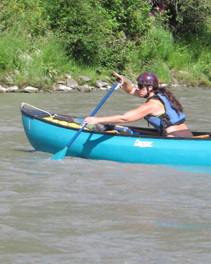 Canoe Classes - Paddling Courses in Fairbanks Alaska